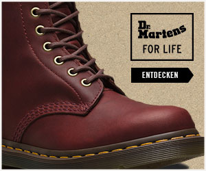 Dr. Martens DE For Life