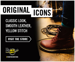 Dr. Martens UK Original Icons